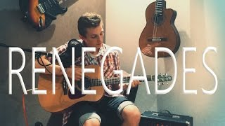 Renegades - X Ambassadors - Cover by JON (Guitare Voix)