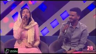 مازيكا انت تأمر يا حبيبنا - ملاذ غازي وحسين الصادق - أغاني وأغاني - رمضان 2017 تحميل MP3