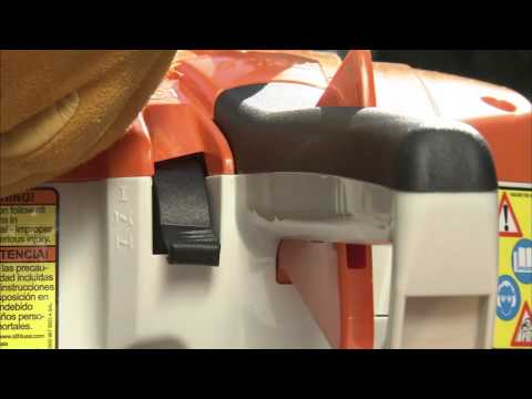 Stihl HLA 56 Hedge Trimmer in Jesup, Georgia - Video 1