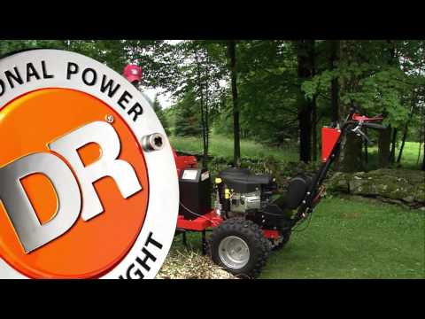 2021 DR Power Equipment 3.5 in. Chipper Attachment in Ukiah, California - Video 1