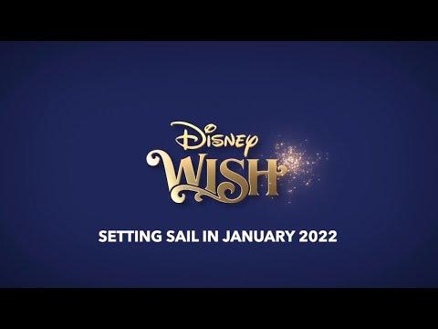 Disney Wish | Disney Cruise Line's New Ship