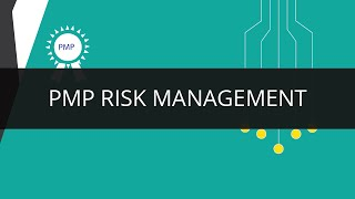 PMP Risk Management | Project Risk Management Training | PMP Training Videos | PMP Tutorial