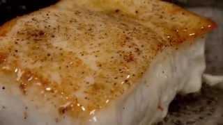 Nick Stellino Recipe: Sauteed Halibut