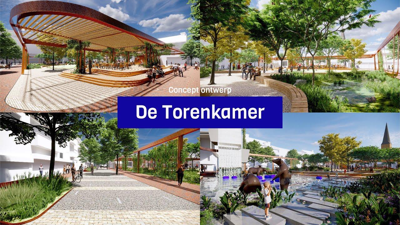 Concept ontwerp 'De Torenkamer'