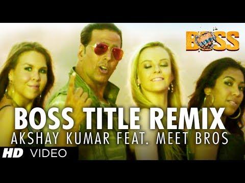 Boss Title – Remix
