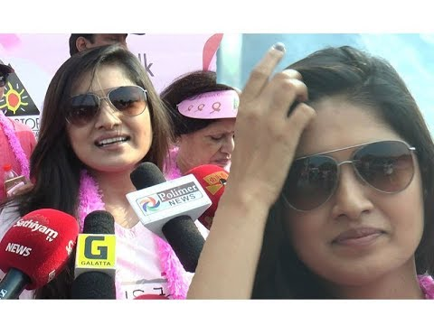 Sun Tv Deivamagal fame Vani Bhojan shared about Breast Cancer | LiveOnHeavenTv