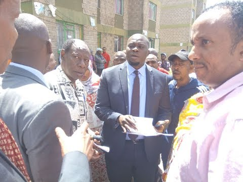 Drama continues as Governor Sonko suspends more officers over Pumwani saga