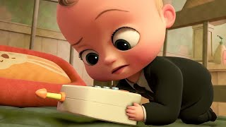 Take That, Boss Baby! Scene - THE BOSS BABY: Back in Business (2019)