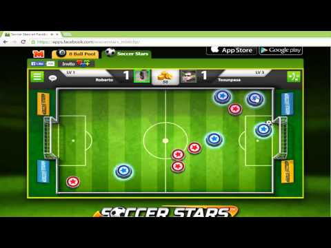 soccer star pc game