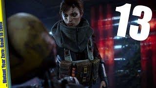 ЗЕМЛИ СЕКТЫ — Mutant Year Zero: Road to Eden   Прохождение #13