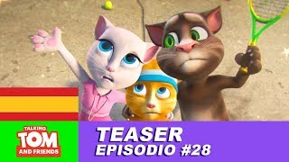 ESTE JUEVES en Talking Tom and Friends (Teaser del Episodio 28)