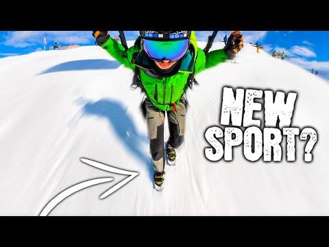 ספידפליינג – האם מדובר בספורט חורף חדש?