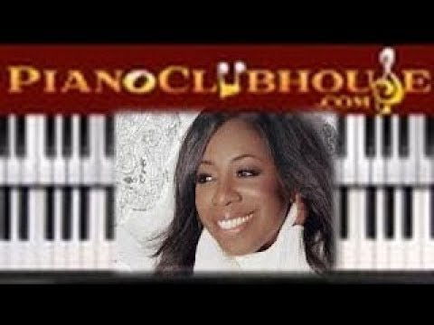 "🎹 How to play ""HOLY IS THE LAMB"" by Oleta Adams (easy piano tutorial lesson)"