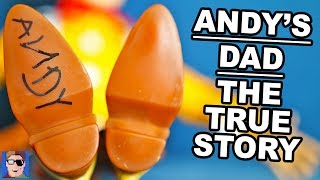 Toy Story Zero: The True Story Of Andy's Dad & Woody's Origin (ft. Mike Mozart)