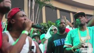 Fabolous and  2 Milly Shuts Down Harrah's Pool Party in Atlantic City