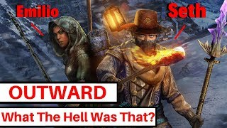 Outward Gameplay - What The HELL Was That?! [A Highlight From Our Stream]