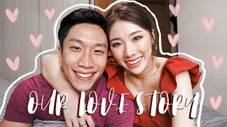 OUR LOVE STORY | MONGABONG & MATT