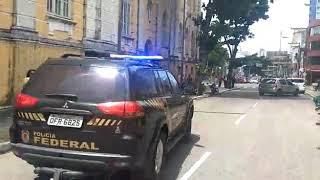 Após audiência, PF conduz ex-governador Ricardo Coutinho para a Penitenciária Média em Mangabeira