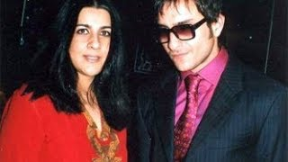 Saif Ali Khan reveals reason behind his divorce with Amrita Singh