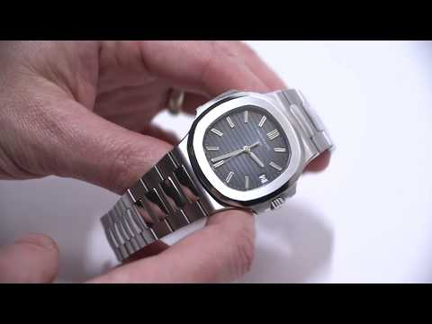 Patek Philippe Nautilus 5711/1A-010 Watch Review   aBlogtoWatch