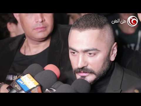 تامر حسني عن هيثم أحمد زكي: إنسان طيب