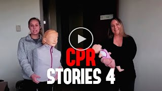 Nurses At Jefferson University Learn CPR | CPR STORIES 4