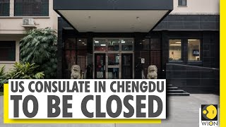 WION Dispatch: China orders closure of US consulate in Chengdu | World News - Download this Video in MP3, M4A, WEBM, MP4, 3GP