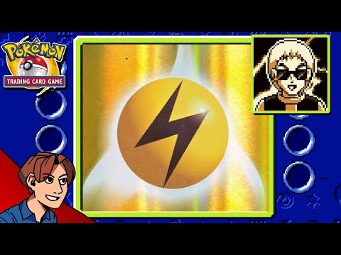 THE LIGHTNING MEDAL! | Pokémon Trading Card Game #7 | ProJared Plays