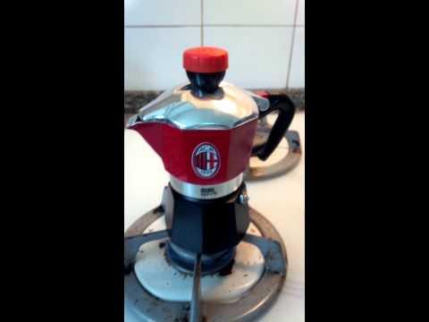 Bialetti caffettiera A.C. Milan