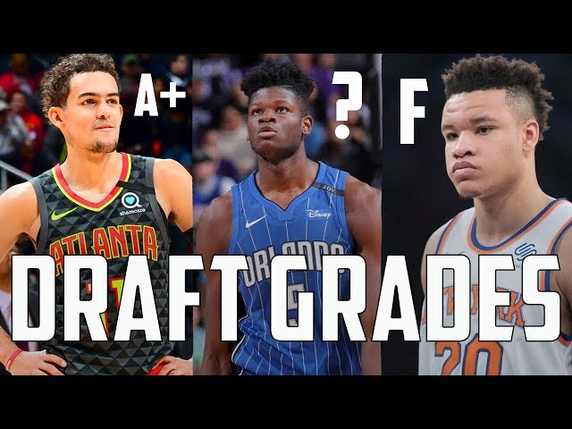 Grading EVERY 2018 NBA Draft Lottery Pick Two Years Later...
