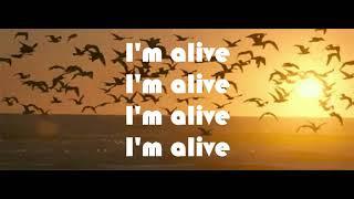 Alive Sia Lyrics