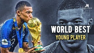 Gambar cover Kylian Mbappé - Sublime Dribbling Skills & Goals 2017/2018