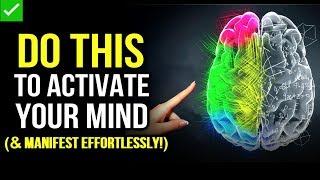 The Secret To FULLY Engaging Your Subconscious Mind For FAST Manifestation! | Law Of Attraction