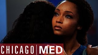 April Sexton Loses Her Baby | Chicago Med