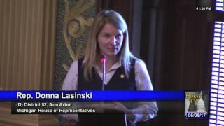 Rep. Donna Lasinski Passes a Resolution to End Female Genital Mutilation