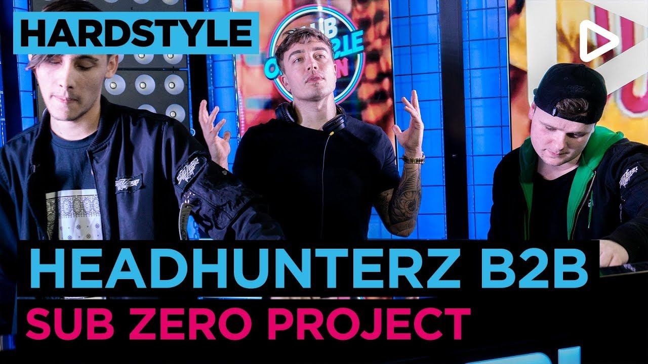 Headhunterz B2B Sub Zero Project - Live @ SLAM! 2019