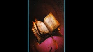 The Book of Shadows Tarot. As above