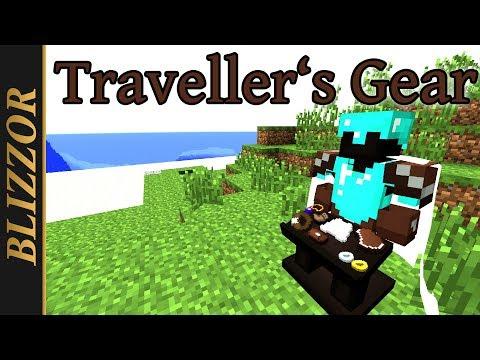 Traveller's Gear - Mod Spotlight [Tutorial] [Deutsch] [German]