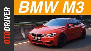 BMW M3 2017 Review Indonesia | OtoDriver