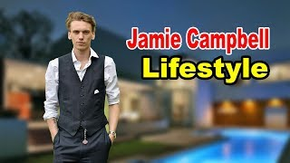 Jamie Campbell - Lifestyle, Girlfriend, Family, Net Worth, Biography 2019 | Celebrity Glorious