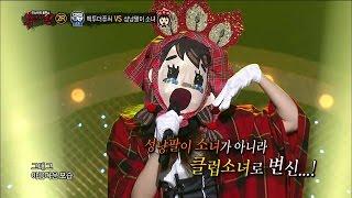 【TVPP】 Hani(EXID) - Honey, 하니(EXID) - Honey @ King Of Masked Singer