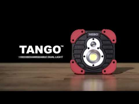 TANGO - The Rechargeable Dual Light