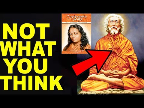 Life After Death According to Autobiography of a Yogi (NOT WHAT YOU THINK)