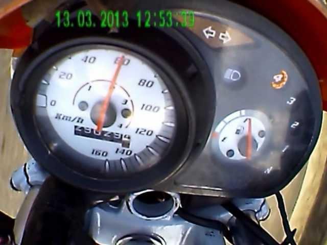 Top-speed-honda-xrm-semi