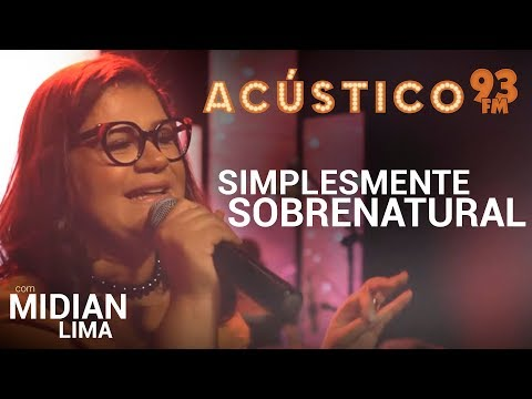 Simplesmente Sobrenatural – Midian Lima