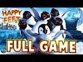 Happy Feet Full Game Walkthrough Longplay wii Ps2 Pc Ga