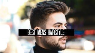 Mens Short Hairstyle 2016 | BEST Mens Hairstyle | HAIR UPDATE!!