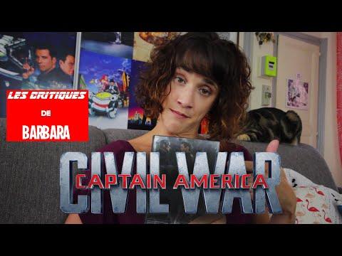 Captain America Civil War - Défi Marvel 13