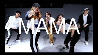 Jonas Blue - Mama l Choreography @DaeGil Han @1997DANCESTUDIO