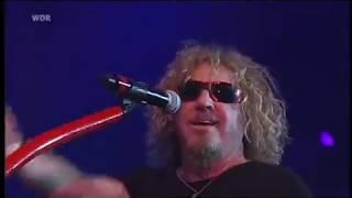 Different Devil - Chickenfoot Live at Mitsubishi Electric Halle - 2012 - Legendado